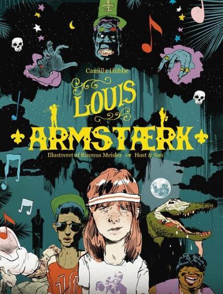 Louis Armstærk cover